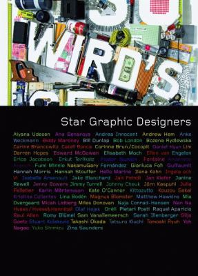 Star Graphic Designers: The Masters of Graphic Design 9788499368832