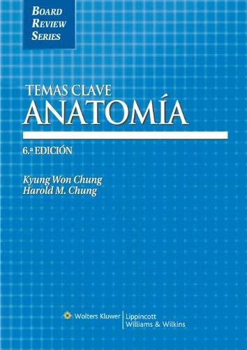 Temas Clave: Anatomia 9788493558307