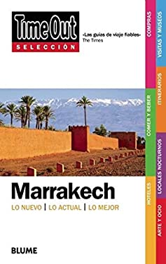 Time Out Seleccion Marrakech = Time Out Shortlist Marrakech 9788498014631