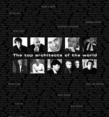 Top Architects of the World 9788495692412