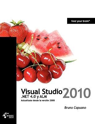 Visual Studio 2010, .Net 4.0 y Alm 9788493669645