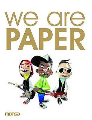 We are Paper 9788496823860