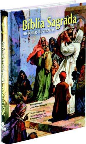 Bibla Sagrada Historias Ilustradas 9788531105517