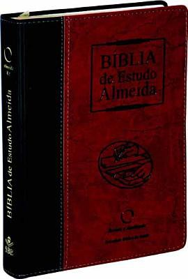 Biblia de Estudio Almeida-FL 9788531109676
