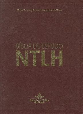 Portuguese Study Bible-FL
