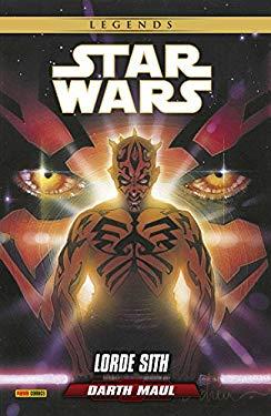 Star Wars - Darth Maul: Lorde Sith - Serie Legends - Ron Marz