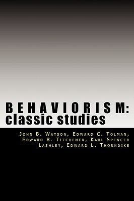 Behaviorism 9788562022920