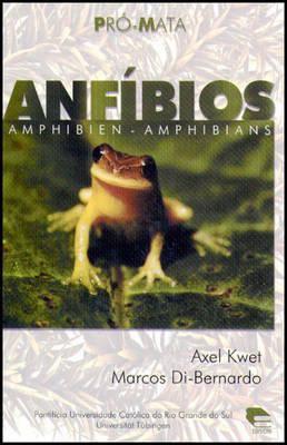 Anfibios =: Amphibien = Amphibians 9788574300740