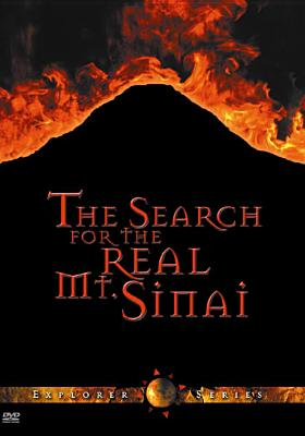 Search for the Real Mt. Sinai [With Expedition Map]