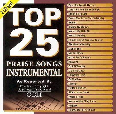 Top 25 Praise Songs Instrumental
