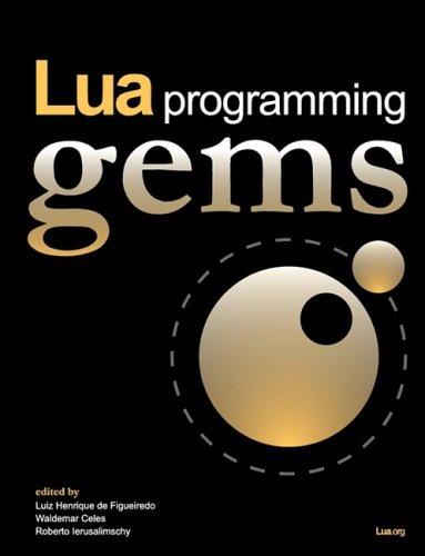 Lua Programming Gems 9788590379843