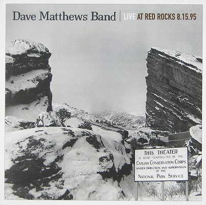 Live at Red Rocks 8.15.95 0078636758725