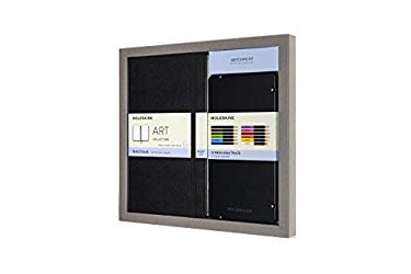 Moleskine Sketchbook & Watercolor Pencil Set, Hard Cover (5 x 8.25)