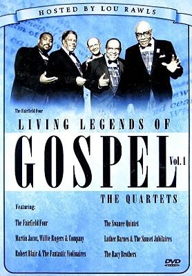 Living Legends of Gospel: The Quartets, Volume 1