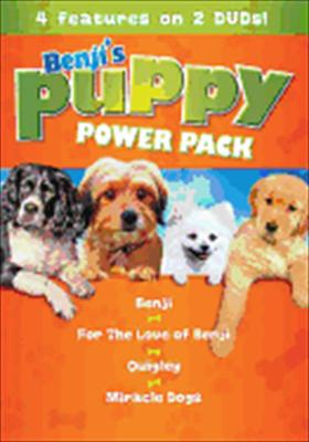 Benji's Puppy Power Pack