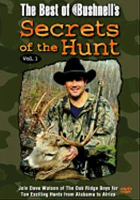 Best of Bushnell's Secrets of the Hunt Volume 1