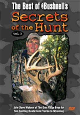 Best of Bushnell's Secrets of the Hunt Volume 3