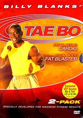Billy Blanks: Tae Bo Fat Blasting Set