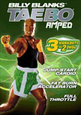 Billy Blanks' Tae Bo Amped 3 Workouts