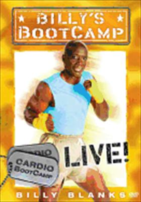 Billy's Boot Camp: Cardio Boot Camp Live!