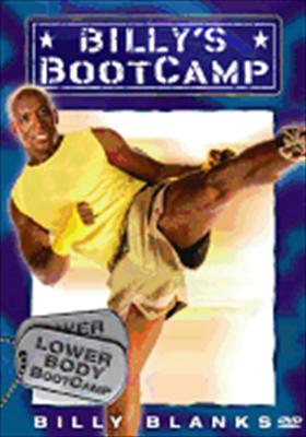 Billy's Boot Camp: Lower Body Bootcamp