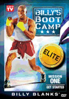 Billy's Bootcamp Elite: Mission 1 Get Started
