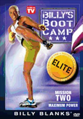 Billy's Bootcamp Elite: Mission 2 Maximum Power