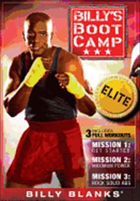 Billy's Bootcamp Elite Set