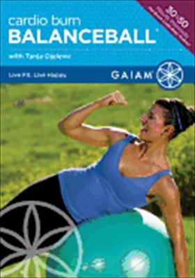 Cardio Burn: Balance Ball