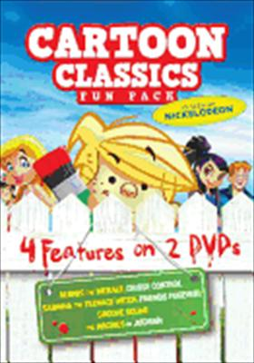 Cartoon Classics Fun Pack