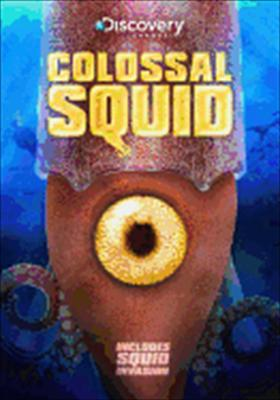 Colossal Squid 0018713554482