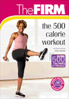 Firm: 500 Calorie Workout