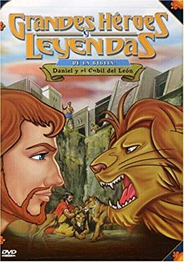 Grandes Heroes y Leyendas de La Biblia: Daniel y El Cubil del Leon 0018713517494