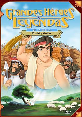 Grandes Heroes y Leyendas de la Biblia: David y Goliat 0018713517548