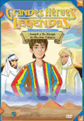 Greatest Heroes & Legends of the Bible: Joseph & the Coat 0018713517555