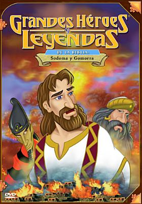 Greatest Heroes & Legends of the Bible: Sodom & Gomorrah 0018713517579