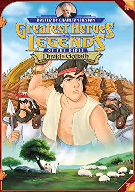 Greatest Heroes & Legends of the Bible-David & Goliath 0018713812582