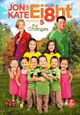 Jon & Kate Plus 8: Season 5 Big Changes