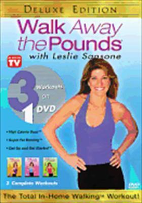 Leslie Sansone: Walk Away the Pounds - 3 Workouts on 1