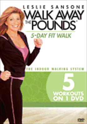 Leslie Sansone: Walk Away the Pounds 5 Day Fit Walk