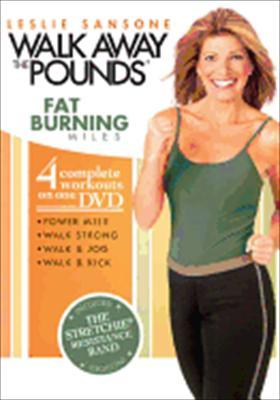 Leslie Sansone: Walk Away the Pounds Fat Burning Miles