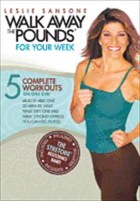 Leslie Sansone: Walk Away the Pounds for Your Week