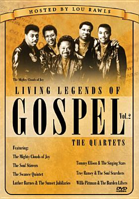 Living Legends of Gospel: The Quartets, Volume 2