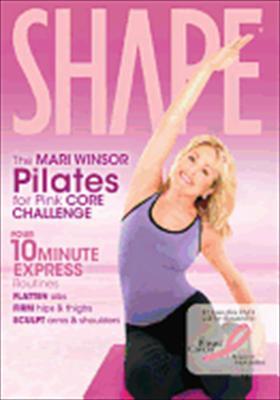 Mari Winsor: Pilates for Pink Core Callenge