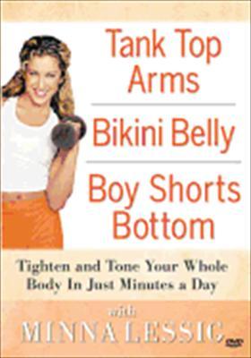 Minna Lessig: Tank Top Arms / Bikini Belly / Boy Shorts Bottom 0018713519610