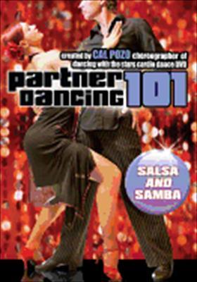 Partner Dancing 101: Salsa & Samba