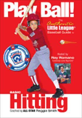 Play Ball: Basic Hitting Baseball
