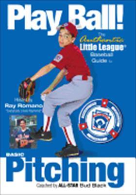 Play Ball: Basic Pitching Baseball