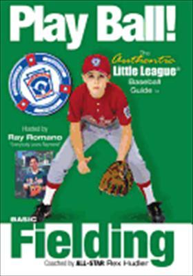 Play Ball: Basic Fielding Baseball