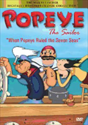 Popeye: When Popeye Ruled the Seven Seas